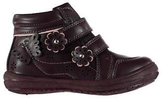 Miso Kids Girls Rosie Vel Bt Infants Flat Ankle Boots