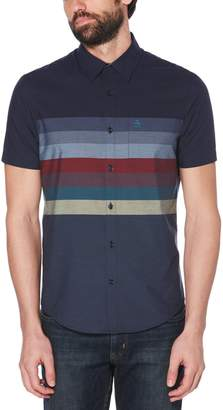 Original Penguin Block Stripe Shirt