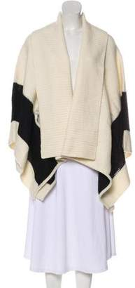 Rag & Bone Merino Wool-Blend Knit Poncho