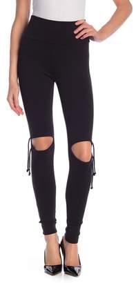 Tantrum Side Tie Leggings