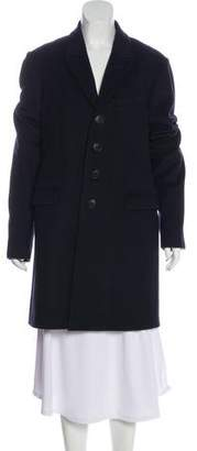 Paul Smith Knee-Length Wool Coat