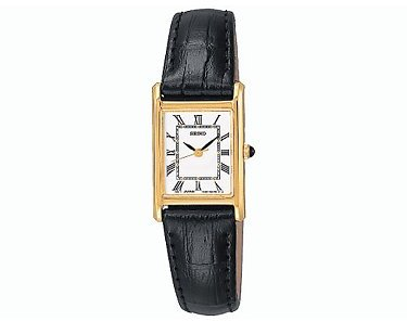 Seiko Women's Gold Tone Strap Watch