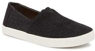 Toms Zig-Zag Print Slip-On Sneaker