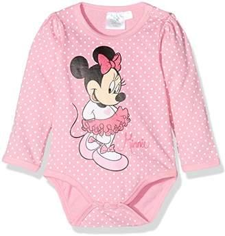 Disney Baby Girls WS-160661 Bodysuit - Pink