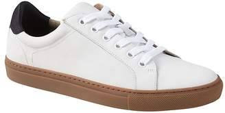 Banana Republic Nicklas Leather Sneaker