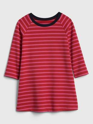 Gap Stripe A-Line Dress