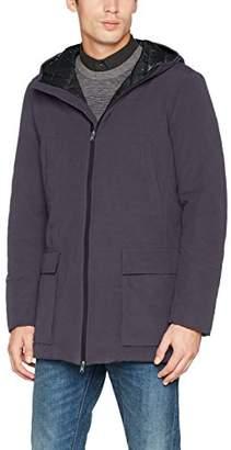 Benetton Men's Jacket, (Grey 1p6), (Size: 48)