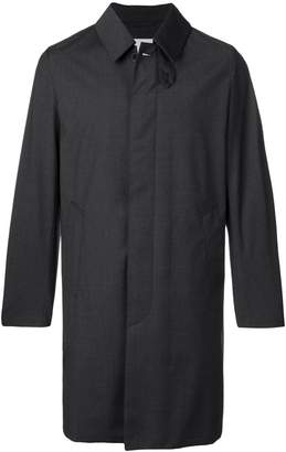 MACKINTOSH Charcoal Wool Storm System 3/4 Coat GM-001BS