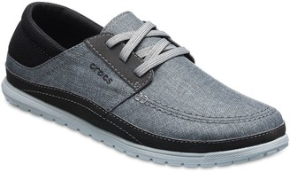 Crocs Santa Cruz Playa Men's Boat Shoes