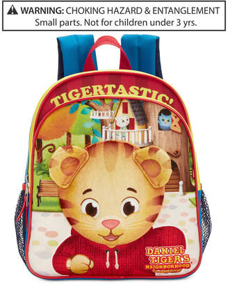 Daniel Tigers Neighborhood Toddler Boys Backpack