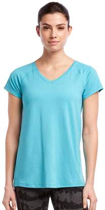 Jockey Women's Sport Resolution V-Neck Tee