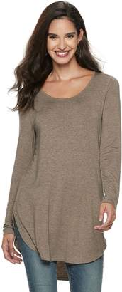 Apt. 9 Women's Essential Tunic Tee