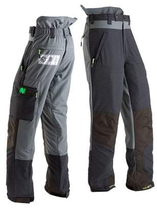 "Equipment Notch Notch Armorflex Chainsaw Pants CSA Approved (28-30"" waist, 32"" inseam)"