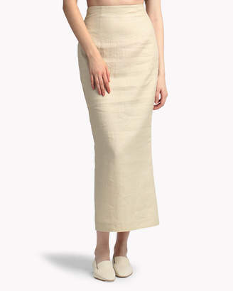 Theory (セオリー) - 【Theory】Luxe Linen Long Pencil Skirt
