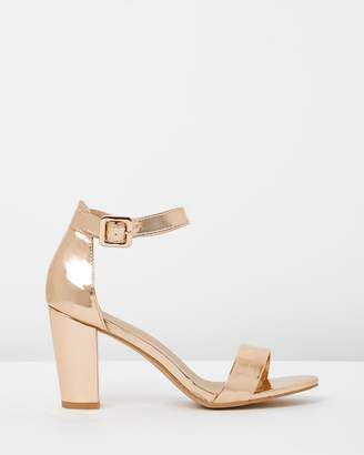 Spurr ICONIC EXCLUSIVE - Clara Block Heels
