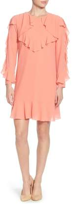 Catherine Malandrino Keely Ruffle Dress