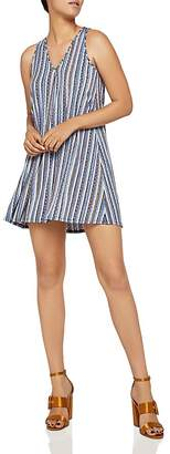 BCBGeneration Striped Tent Dress