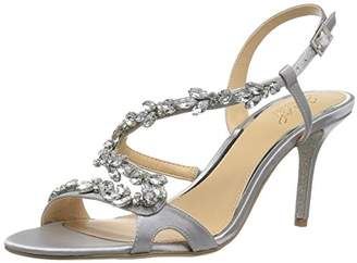 Badgley Mischka Jewel Women's Ganet Heeled Sandal