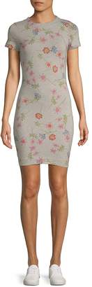 French Connection Women's Botero Daisy Dress
