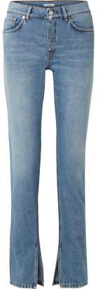 Ganni High-rise Slim-leg Jeans