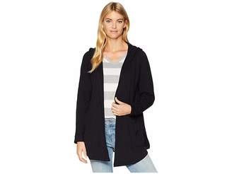 Kensie Drapey Fleece Jacket KS9K2278