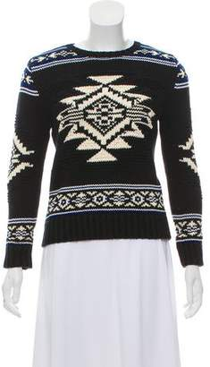 Polo Ralph Lauren Intarsia Knit Sweater