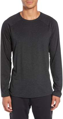 Alo Triumph Raglan Long Sleeve T-Shirt