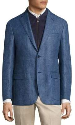 Corneliani Regular-Fit Wool Jacket