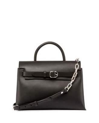 Alexander Wang Attica Chain Crossbody Bag, Black $850 thestylecure.com