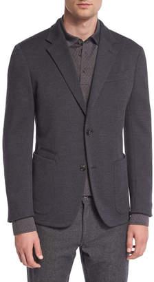 Ermenegildo Zegna Wool Blazer $1,995 thestylecure.com