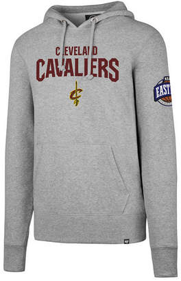 '47 Men's Cleveland Cavaliers Double Double Pullover Hoodie