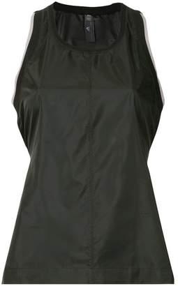 adidas by Stella McCartney cut out racerback tank top
