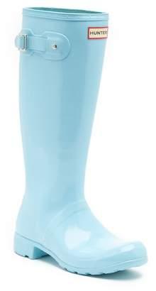 Hunter Tour Gloss Packable Rain Boot (Women)