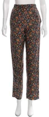 Isabel Marant Printed Casual Pants