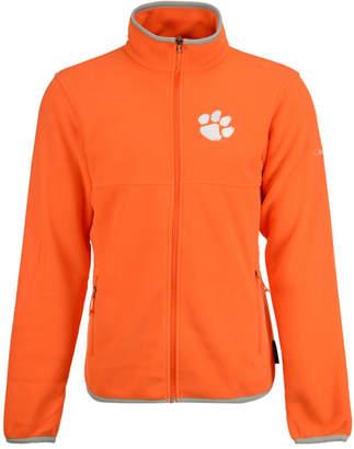 Columbia Men's Clemson Tigers Fuller Ridge Fleece Jacket