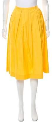 Max Mara Flared knee-Length Skirt