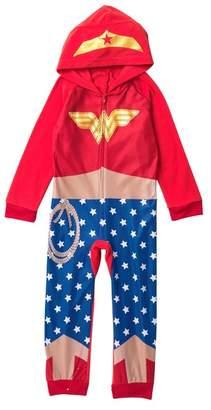 Intimo Wonder Woman Hooded Sleeper (Little Girls & Big Girls)