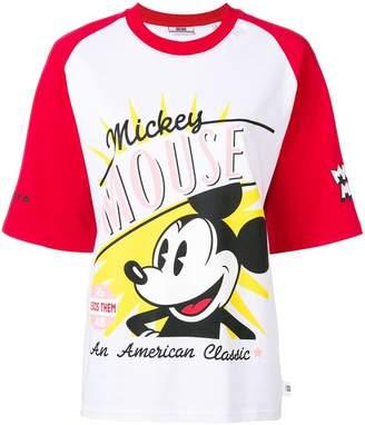 Gcds GCDS X Disney vintage Mickey Mouse T-shirt