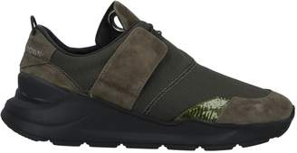 Leather Crown Low-tops & sneakers - Item 11716973JI
