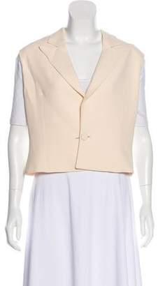 Hermes Tailored Silk Vest