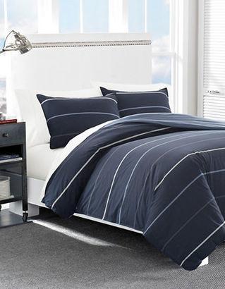 Nautica Southport Comforter and Sham Set $135 thestylecure.com