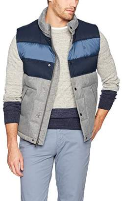 Original Penguin Men's Filled Colorblock Vest