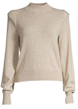 Joie Atilla Wool& Cashmere Turtleneck Sweater