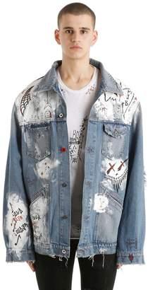 Burton Mjb - Marc Jacques Magna Pax Denim Jacket 27
