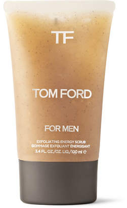 Tom Ford Exfoliating Energy Scrub, 100ml - Men - Gold