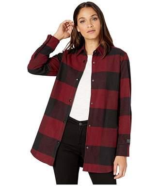 Volcom Jenny Flannel Jacket