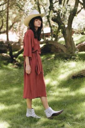 The Great Robe Sleeve Dress