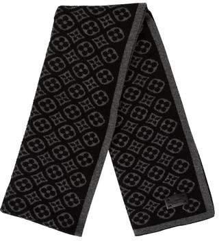 Louis Vuitton Bonnet Monogram Cashmere Scarf