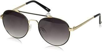 Lucky Brand Lucky D926blg55 Aviator Sunglasses