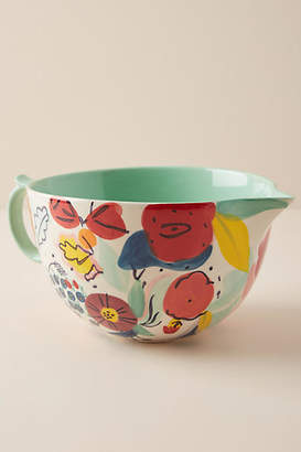 Anthropologie Milton Mixing Bowl